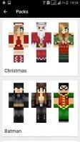 Skins for Minecraft PE 14.6