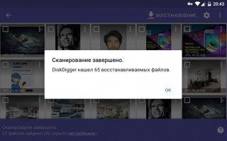 DiskDigger photo recovery 1.0-2020-10-31