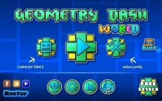 Geometry Dash World Скриншот 1