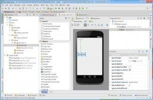 Android Studio Скриншот 1