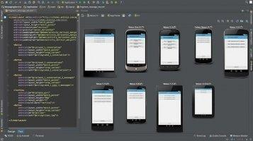Android Studio Скриншот 3