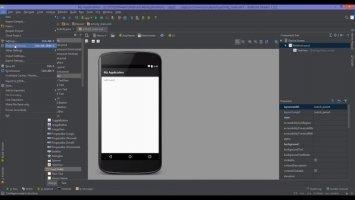 Android Studio Скриншот 4