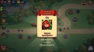 Realm Defense - Hero Legends TD Скриншот 8