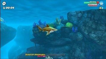 Hungry Shark World Скриншот 1