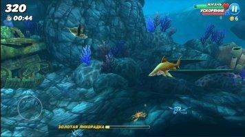 Hungry Shark World Скриншот 2