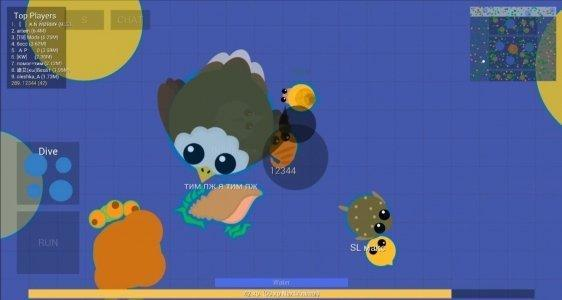 mope.io для Android - Скриншот 4