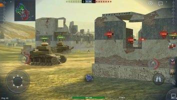 World of Tanks Blitz Скриншот 7