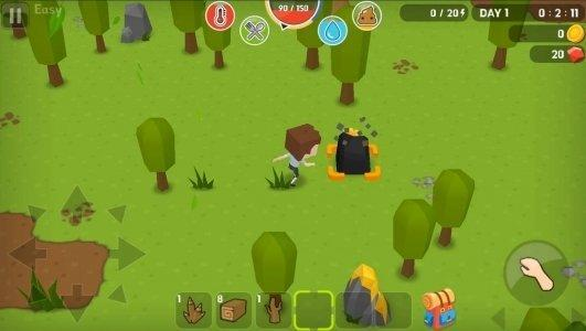 Mine Survival для Android - Скриншот 6