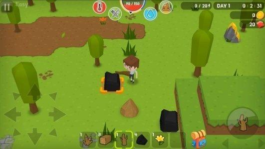 Mine Survival для Android - Скриншот 7