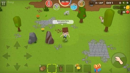 Mine Survival для Android - Скриншот 9