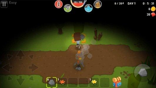 Mine Survival для Android - Скриншот 11