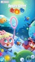 Angry Birds Pop Bubble Shooter Скриншот 1