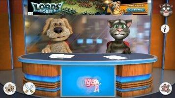 Talking Tom & Ben News Скриншот 2