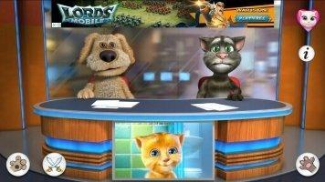 Talking Tom & Ben News Скриншот 7