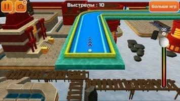 Mini Golf 3D City Stars Arcade Скриншот 6