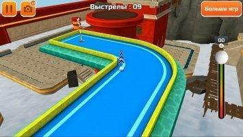 Mini Golf 3D City Stars Arcade Скриншот 7