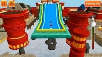 Mini Golf 3D City Stars Arcade Скриншот 9