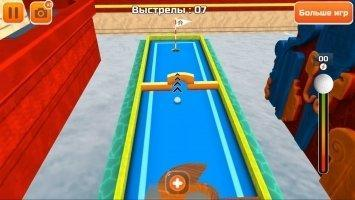 Mini Golf 3D City Stars Arcade Скриншот 14