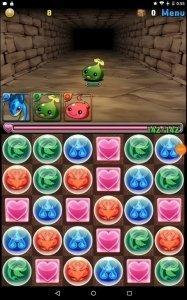 Puzzle & Dragons для Android - Скриншот 1