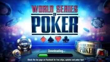 World Series of Poker - WSOP Скриншот 1