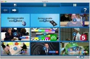 Crystal TV Скриншот 3