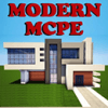 Modern Houses for Minecraft 1.5.0 logo