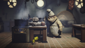 Little Nightmares Скриншот 1