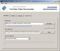 YouTube Video Downloader Скриншот 1