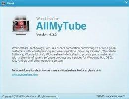 Wondershare AllMyTube Скриншот 11