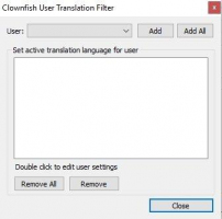 Clownfish for Skype Скриншот 2