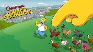 The Simpsons™ Tapped Out Скриншот 1