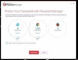 Trend Micro Password Manager Скриншот 1