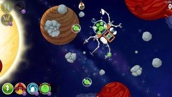 Angry Birds Space HD Скриншот 8