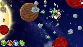 Angry Birds Space HD Скриншот 9