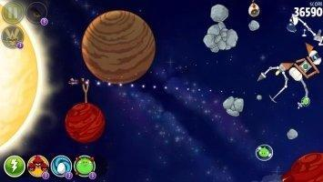 Angry Birds Space HD Скриншот 10