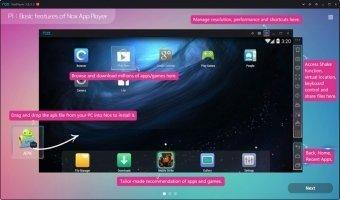 Nox App Player Скриншот 8